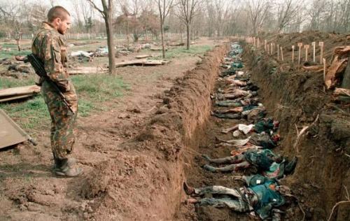 История Чечни от бывшего жителя Грозного