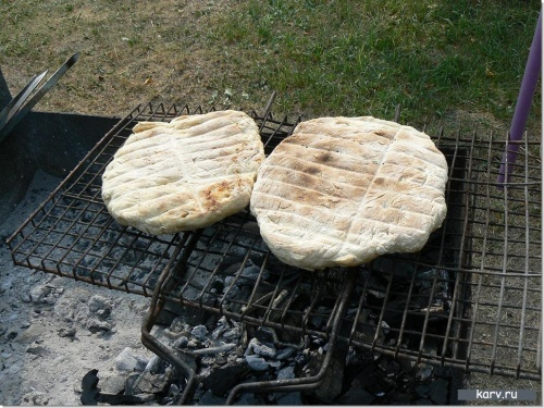 Походный хлеб