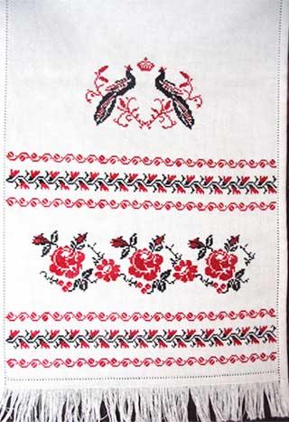 Рушник. Украинский рушник