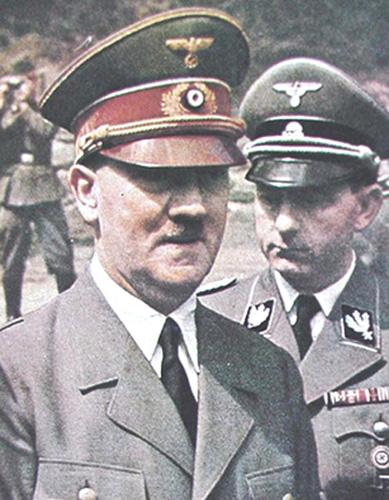 Смерть Гитлера