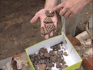 Находки 4 тыс. л. до н.э. в Костроме