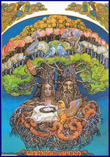 Концепция Мирового Древа