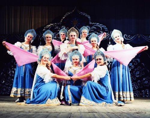 народных плясок и танцев