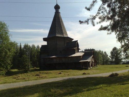 Музей деревянного зодчества и народного искусства «Малые Корелы»