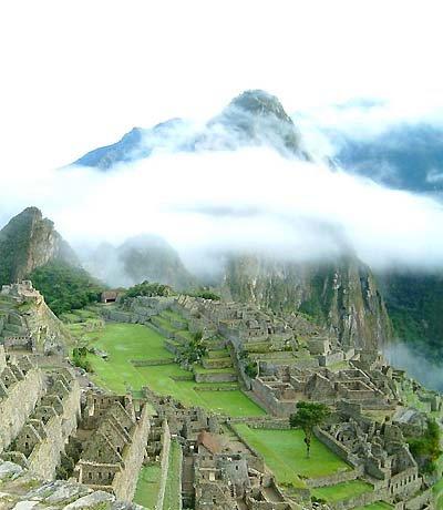 """Светлокожие """"небожители"""" Перу - чачапойяс."""