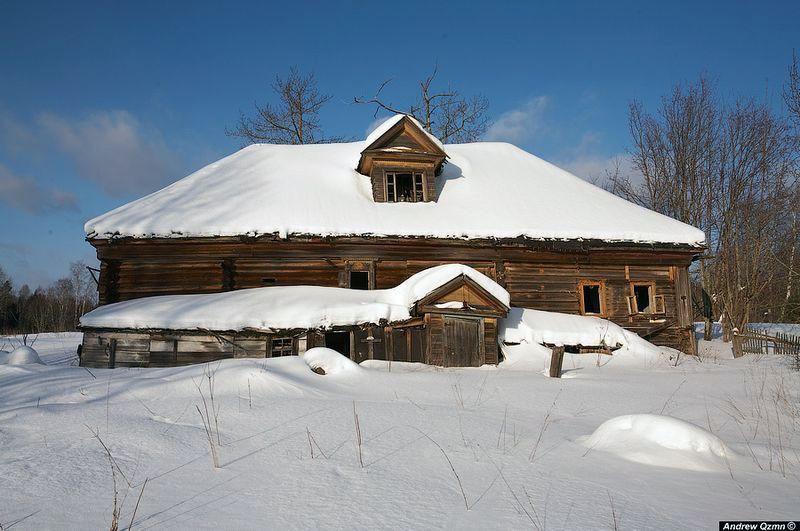 Костромская область: Деревни, сёла и города России.