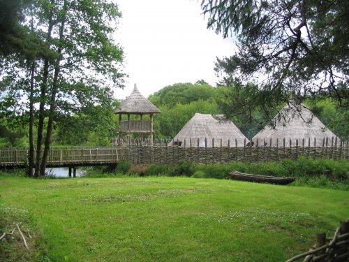 Жилище, поселение и ландшафт в Ирландии в эпоху раннего средневековья