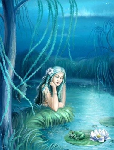 Рисунки Натальи Мотуз . Сказочный мир
