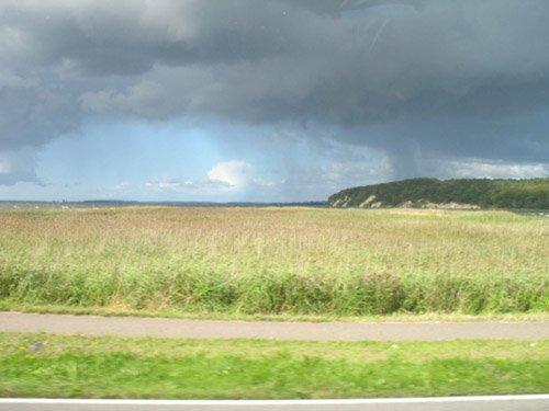 Фото острова Рюген