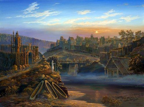 Картинки природы древней руси