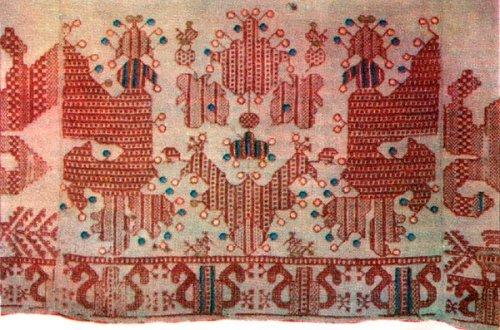 Музеи русской вышивки