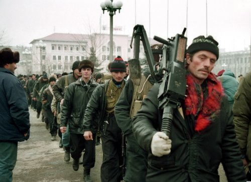 Чеченцы равно евреи