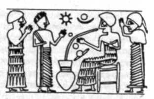 Анализ космологических концепций народов древности и реконструкция событий