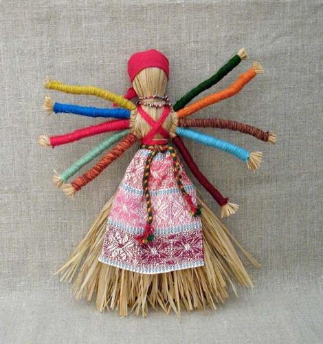 Русские обрядовые куклы