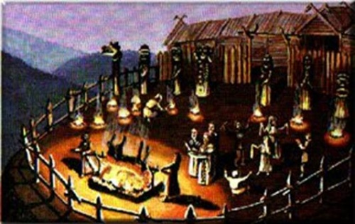 Обряды древних славян праздники и традиции