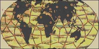 Икосаэдро-Додекаэдрическая Структура Земли (ИДСЗ)