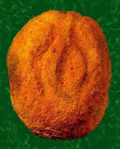 Шейла-на-Гиг - древний и красноречивый символ Богини-подательницы жизни.