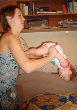 Динамическая Гимнастика с Ребёнком