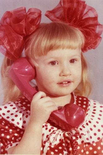 Интимный разговор по телефону (любовный)