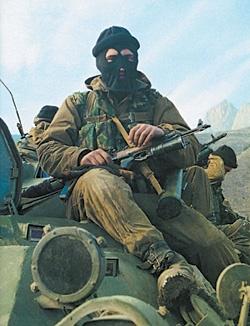 Из воспоминаний о чеченской войне