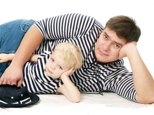 Краткий курс хорошего отцовства