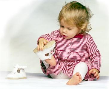 кроссовки для детей до года