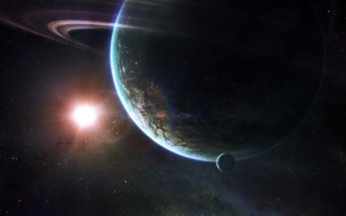 Вселенская сущность или как я понимаю мир