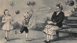 Детство без искусственных игрушек.
