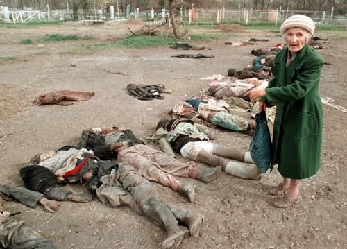 Забытый геноцид