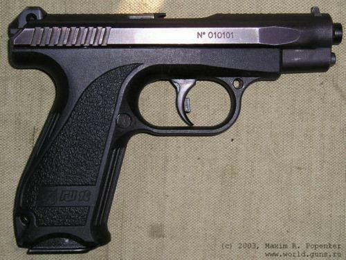Стрелковое оружие: МЫ ОТСТАЛИ
