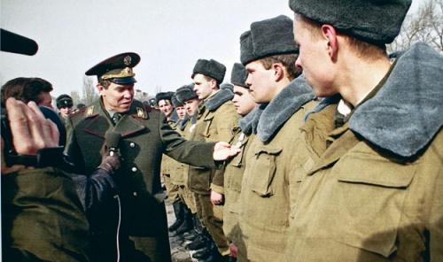 Лев Рохлин - Мятежный генерал