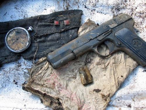 Новый пистолет по замыслу