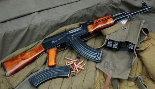 Оружие охотничье и не только
