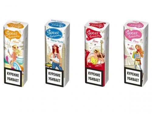 Самые известные сигареты - Molomo Ru