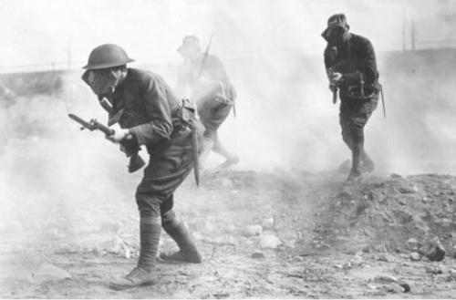 world war 1 vs world war