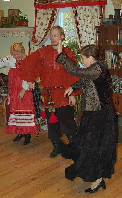 Некоторые размышления о русском народном танце