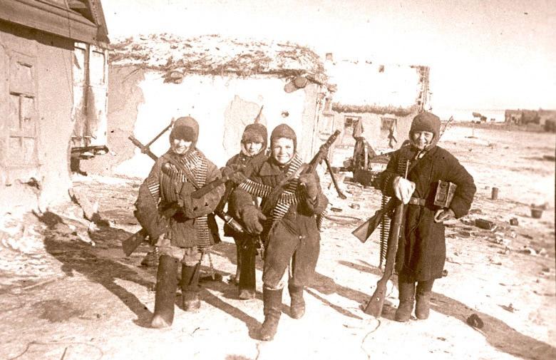 О чем молчали дети Сталинграда.