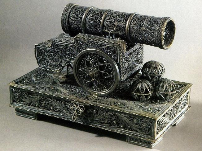 Художественные изделия из металла