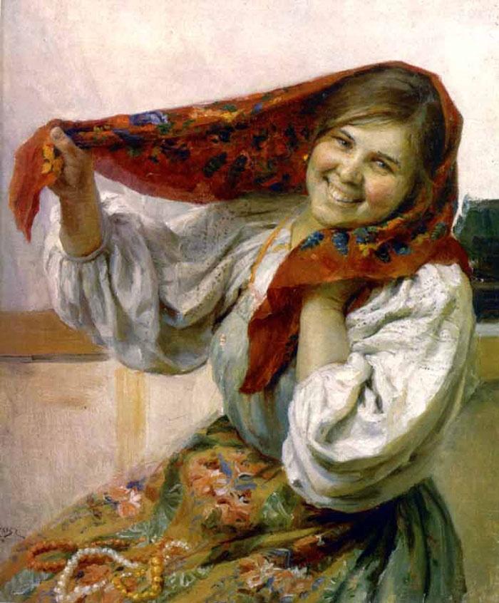 Рисунки художников пышных девушек фото 56-715