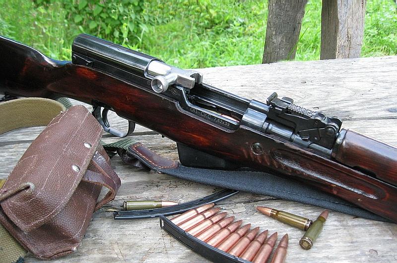 Оружие скс 45 оружие солдата и
