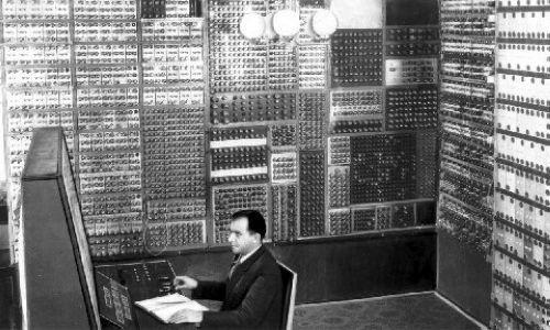 Ссср история вычислительной техники