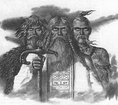 Русские варвары врывались в кишлаки