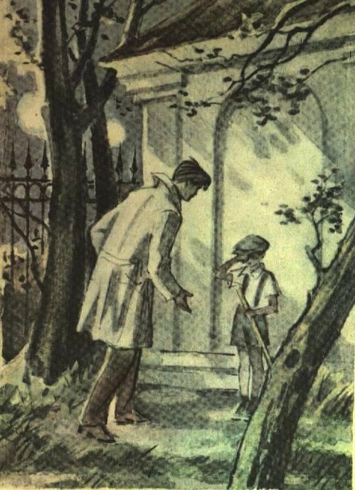 картинки к рассказу пантелеева честное слово
