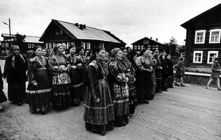 Мистика голоса и пения в культуре славян