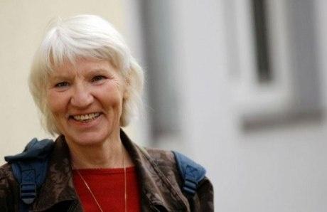 "Создательница сети обмена ""Давай и бери"" Хайдемари Швермер (Heidemarie Schwermer) живёт без денег"