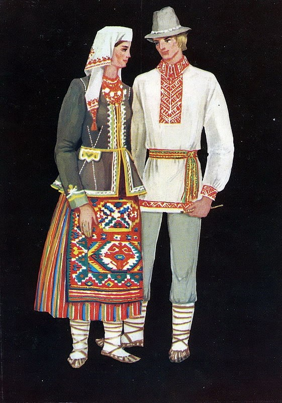 Украинская Национальная Одежда Купить
