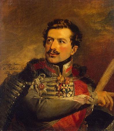 Русский разведчик Сеславин