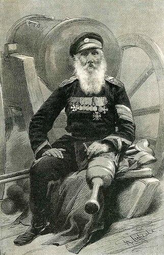 Василий Николаевич Кочетков (1785–1892).