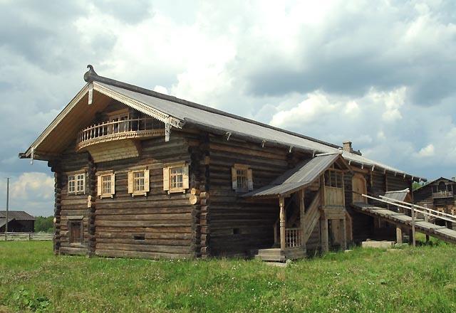 Русская изба: ковчег среди лесов.