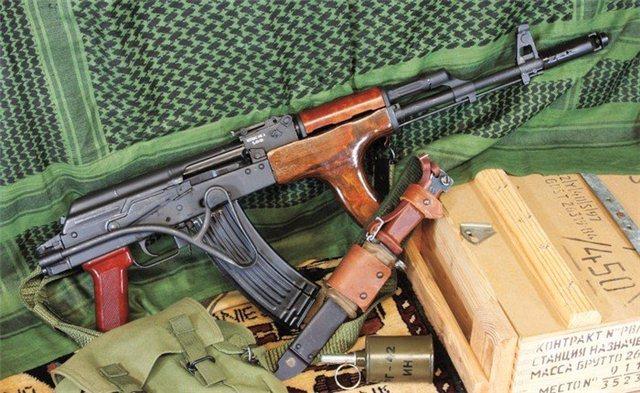 вариантов АК-47